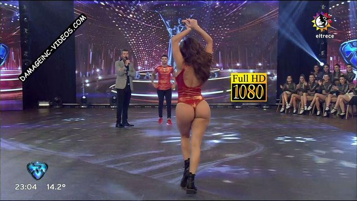 Barby Silenzi hot booty in thong Damageinc Videos HD