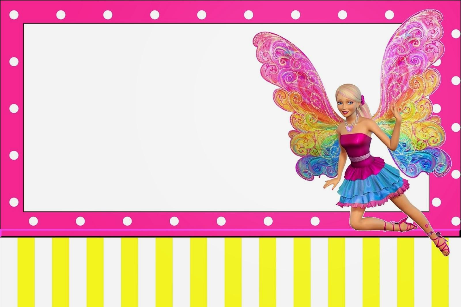 barbie fairytopia free printable