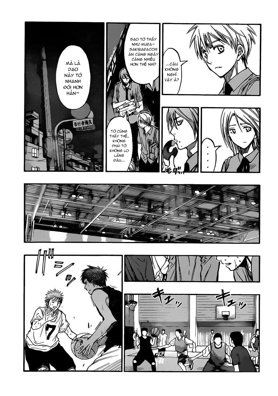 Kuroko No Basket chap 219 trang 13