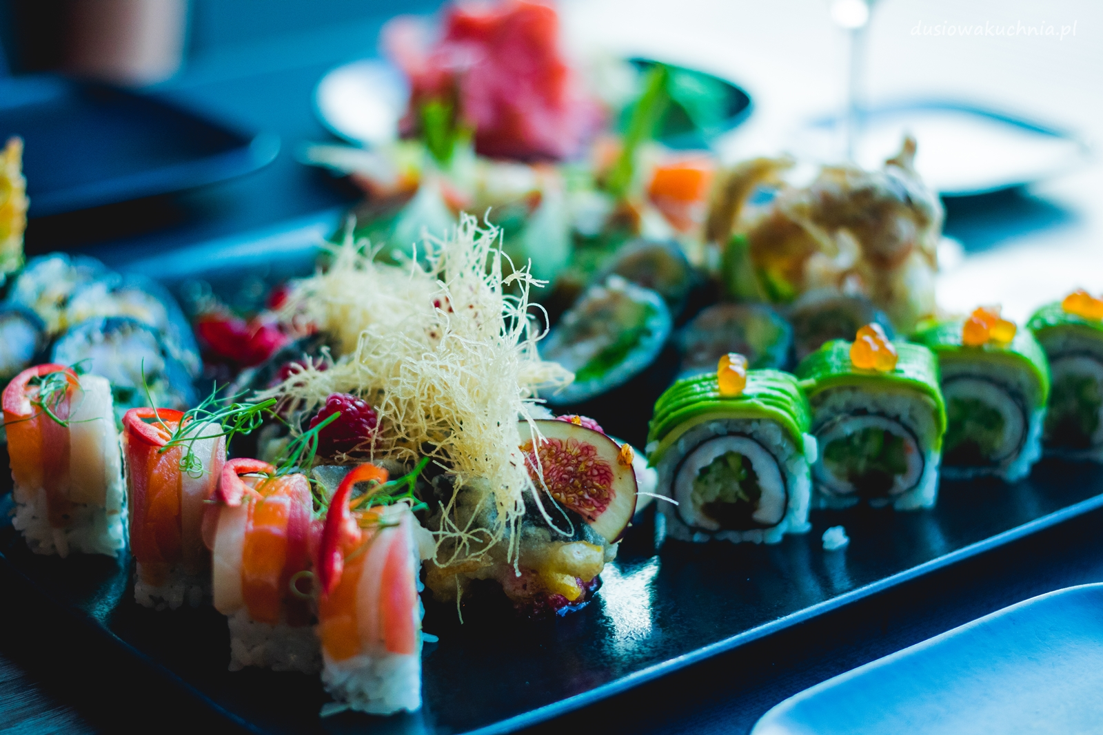 Sugoi Sushi - japońska kuchnia na Przymorzu
