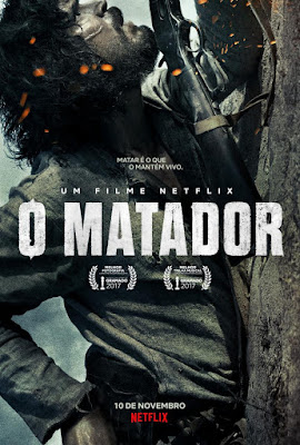 O Matador (The Killer) 2017 DVDCustom HD Latino