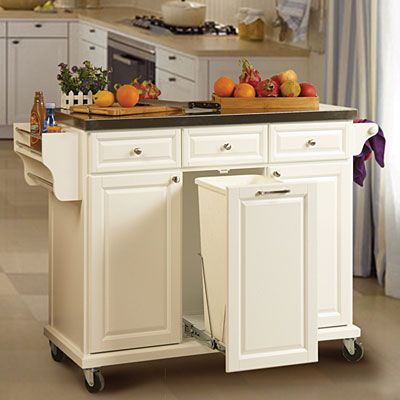 rolling kitchen cabinet set how to make a cart out of finish work by starting with completed unit if you can use drill transform the into an attractive