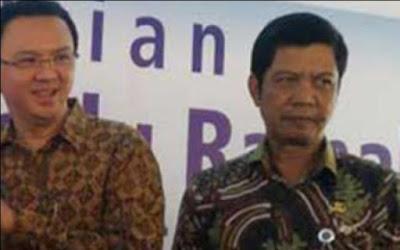 Ahok Serang Balik, Rustam Mengundurkan Diri