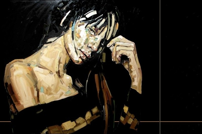 Движущая сила искусства. Anna Bocek 15