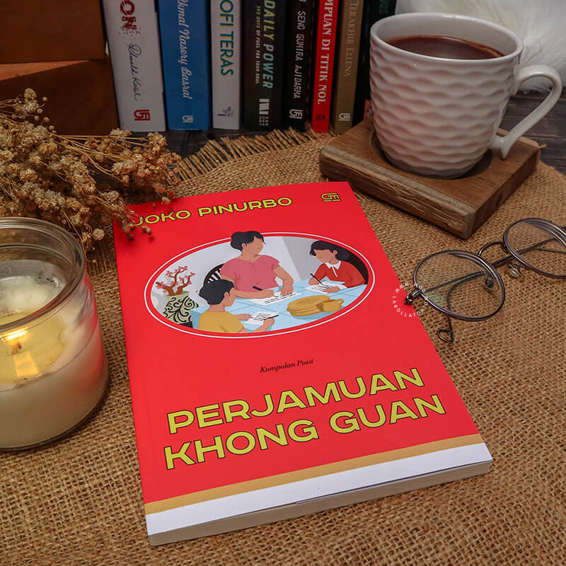 Perjamuan Khong Guan - Buku Kumpulan Puisi Joko Pinurbo