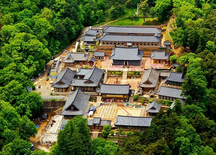 Haeinsa Temple in Korea as One of the Biggest Buddhist Temple in South  Korea - Buddhis Media