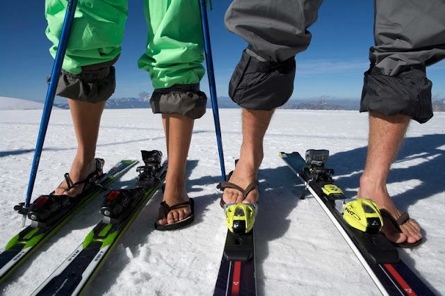 Where To Ski in The Alps in July?