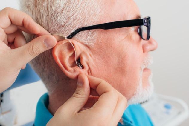 Alat Bantu Dengar yang Dikendalikan Pikiran
