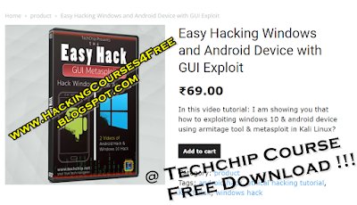 techchip course free download