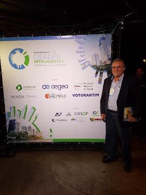 CONSAÚDE marca presença em evento sobre saneamento e saúde pública