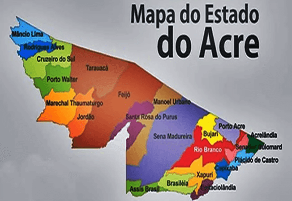 Acre-mapa