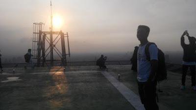 Rooftop Sahid Sudirman