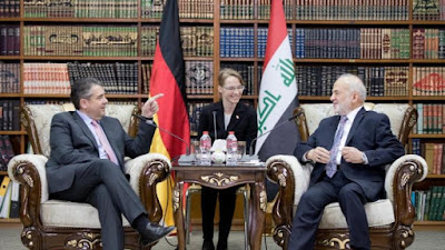 Außenminister im Iraq - It's not my cup of tea, Mister Gabriel