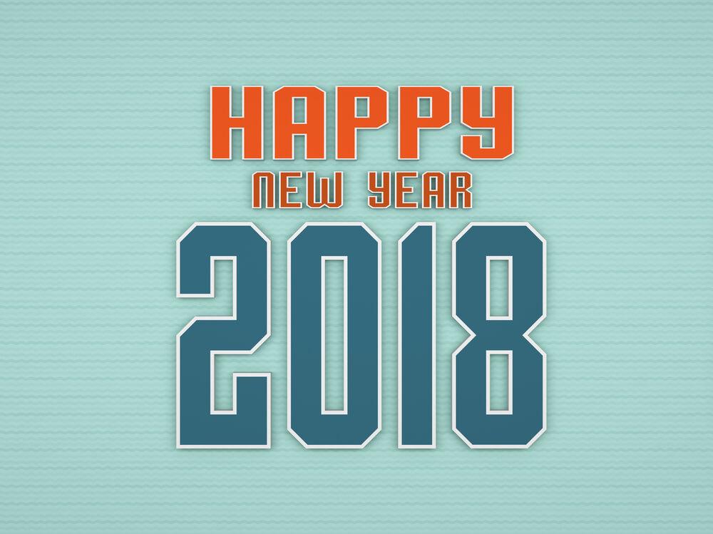 Happy New Year 2018 Pics
