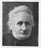 Amalia Grönberg vielä vanhempana
