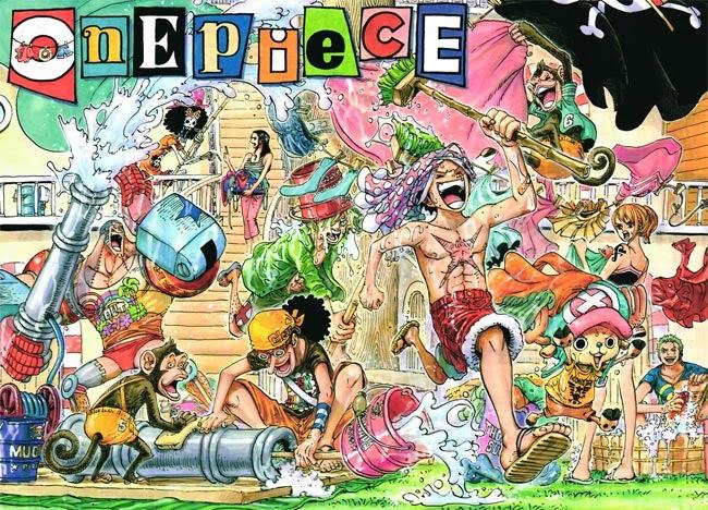 海賊王(One Piece)分析文庫: 海賊王745分析 (夏多)