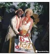 Super Eagles midfielder, Etebo Oghenekaro weds his babymama in Warri