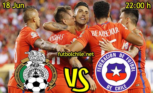 VER STREAM RESULTADO EN VIVO, ONLINE:  México vs Chile