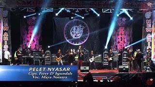 Lirik Lagu Pelet Nyasar - Via Vallen - Nella Kharisma - Jihan Audy - Maya Natasya