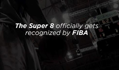 The super 8, A Premier Asian Pre-Season Tournament Got FIBA recognition
