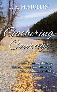 A journey about adoption, a readying disability and adversity to success.