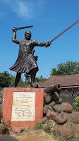 Bajiprabhu Status-panhala-Kolhapur