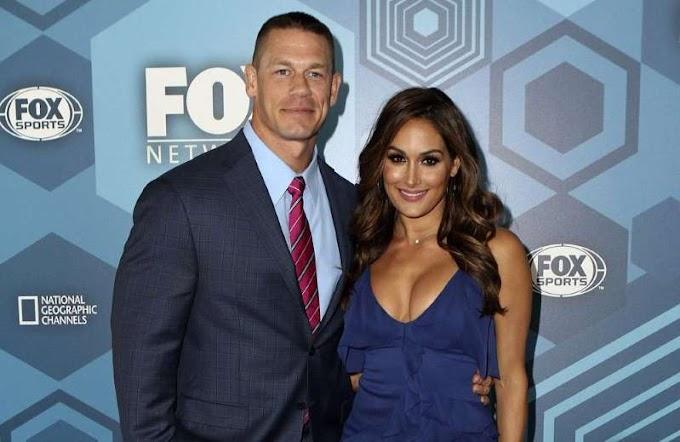 Nikki Bella worried about letting fans down over John Cena split