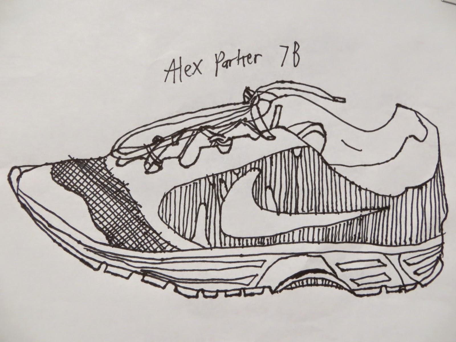 Shana's Art Room : New Shoes for School