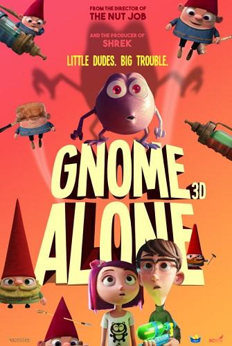 Film Gnome Alone 2017