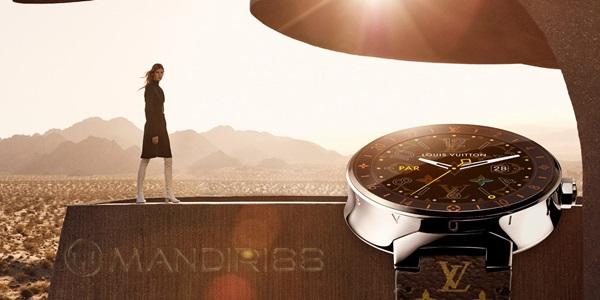 Louis Vuitton Rilis Jam Pintar Seharga Empat iPhone 7