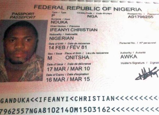 Importance of the Nigerian Passport Book Number