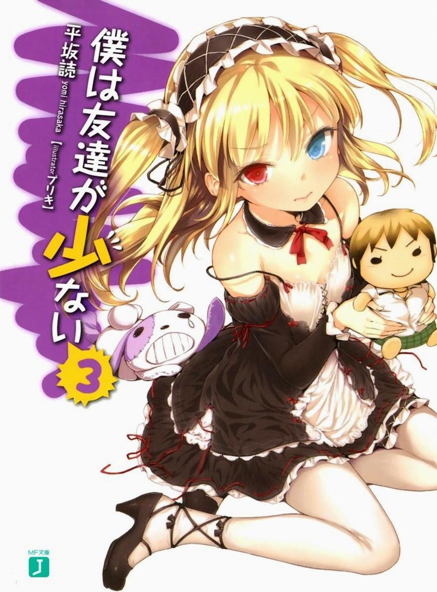 Download Boku wa Tomodachi ga Sukunai Volume 03