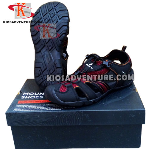 SANDAL EIGER S164 TOE BLACKTAIL