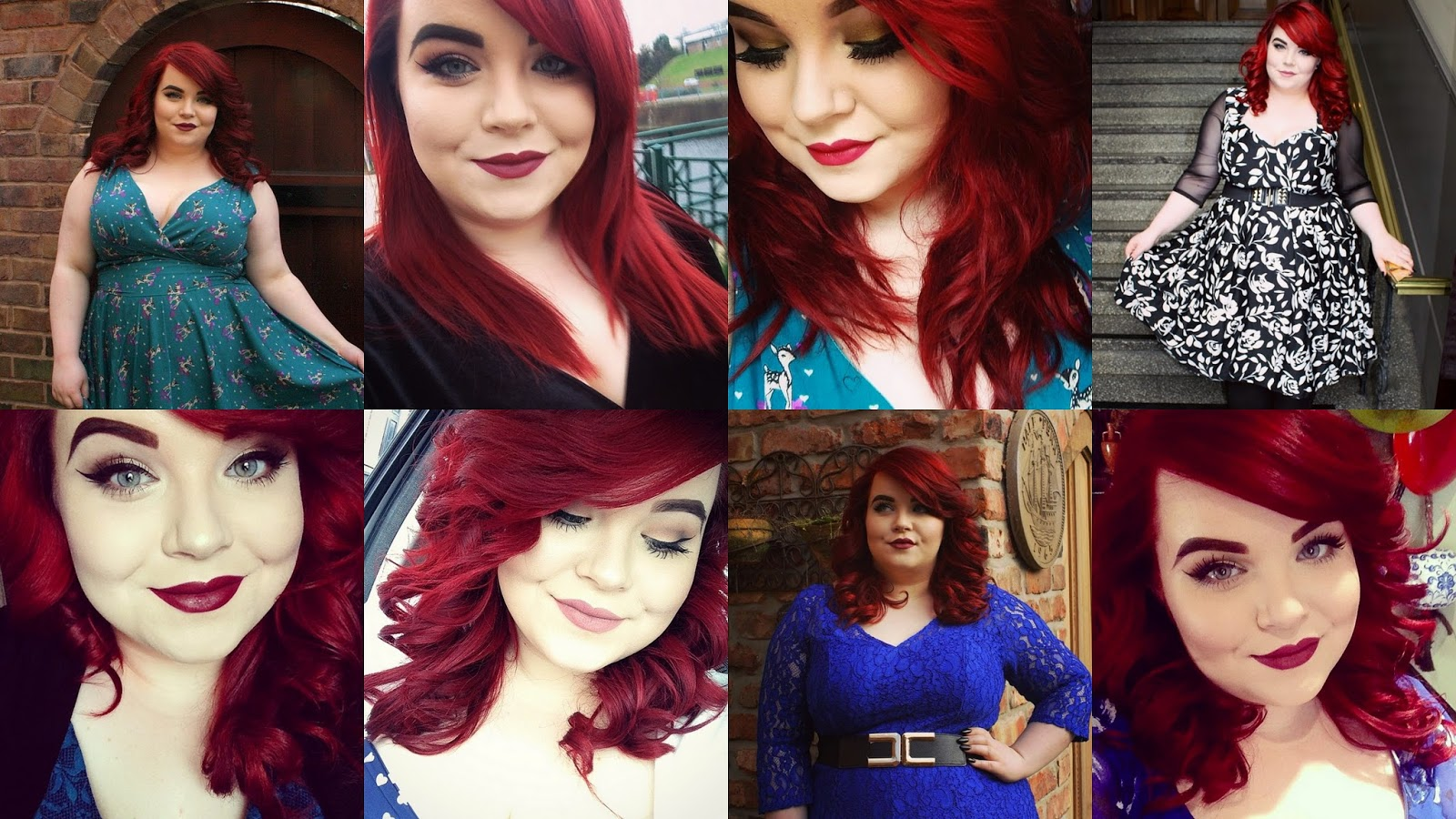 What Do I Dye My Hair With Crazy Color Vermillion Red She Might Be Loved