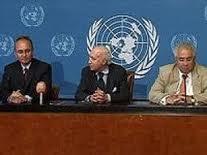 Ο διαμεσολαβητής του ΟΗΕ για το ζήτημα της ονομασίας Μάθιου Νίμιτς