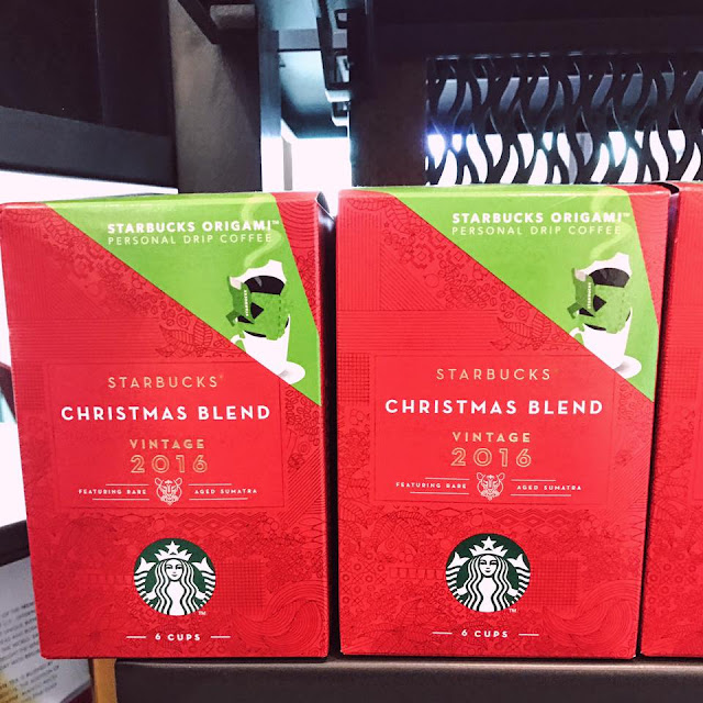Starbucks Christmas Edition Coffee