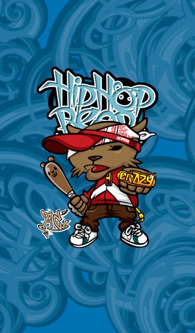 Hip Hop Bear V.3