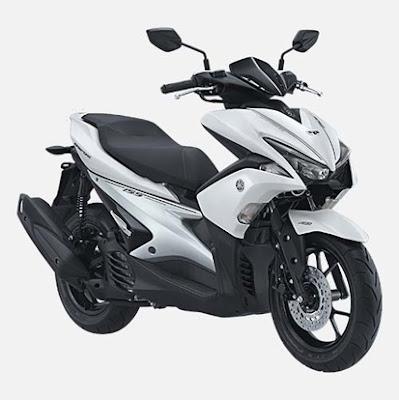 Harga Yamaha Aerox 155-S