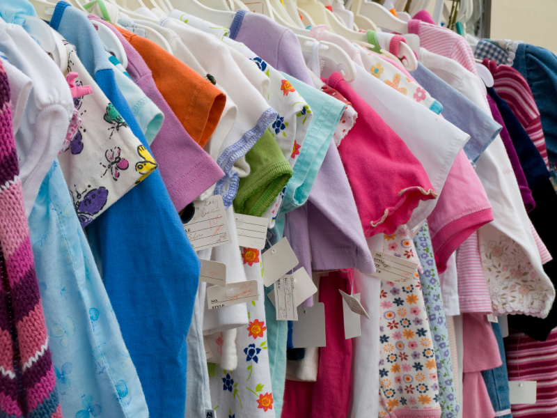 Shop quần áo trẻ em