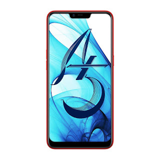 OPPO A5 (Diamond Red, 32GB)