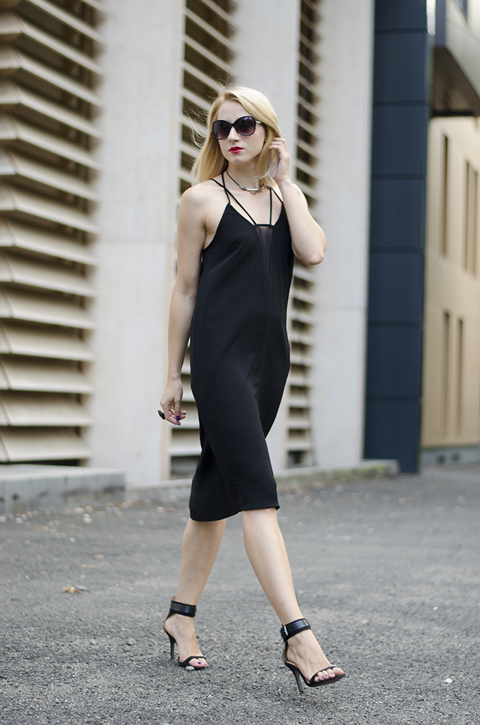 Wardrobe remix: 5 ways to style the little black dress