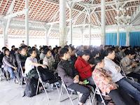 BKLDK Launching Hasil Survei Kontrol Sosial Mahasiswa Muslim Bandung