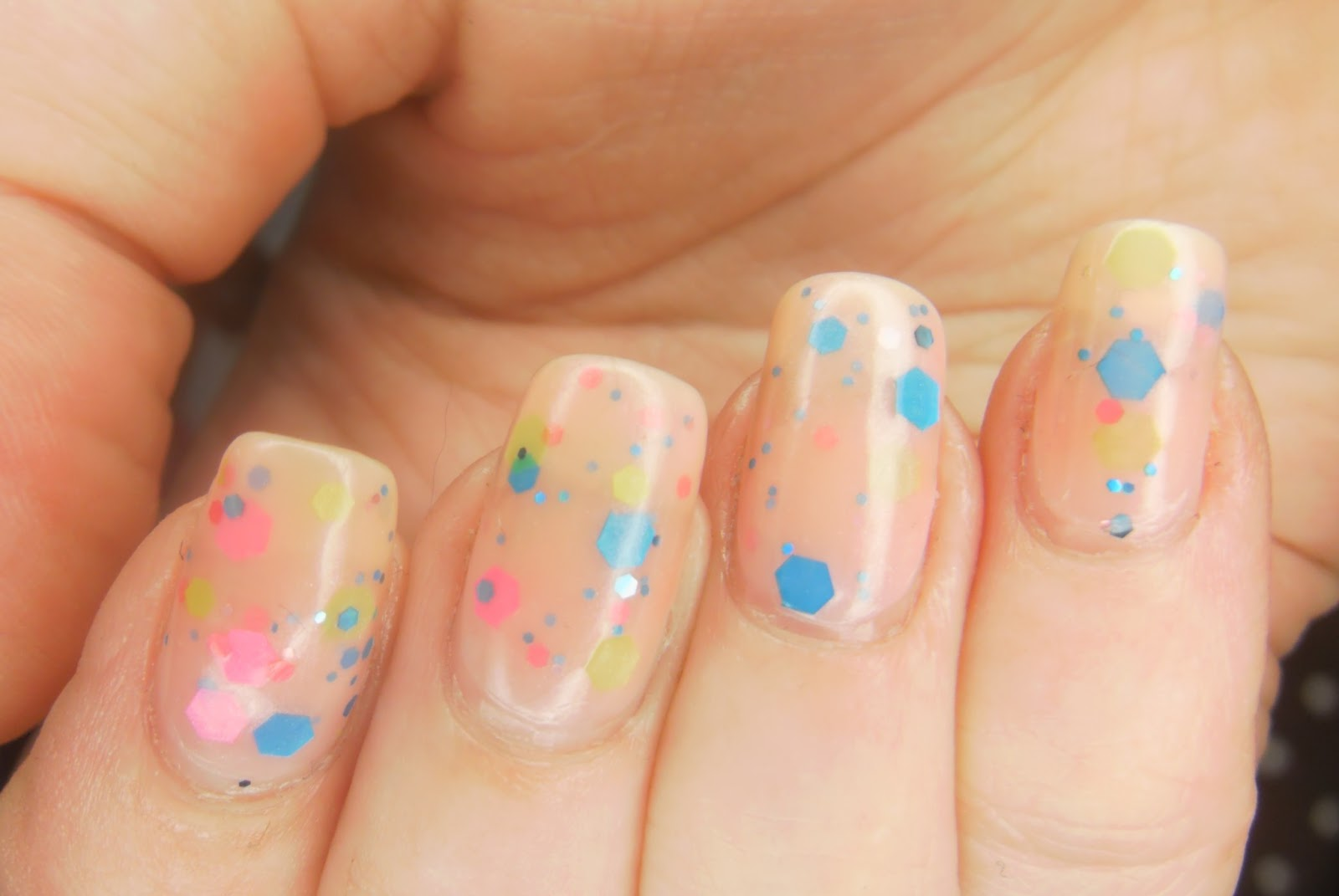 Specialgirl Nails Uk Indies Tara S Talons Show Your True Colours