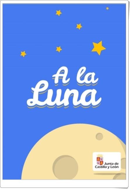 """LECTURAS DE VERANO: """"A la luna"""" (Poesía de Educación Infantil)"""
