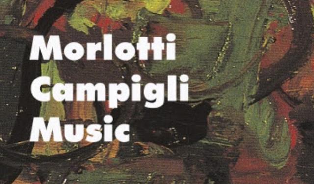 """Apre a Sanremo la mostra """"Morlotti Campigli Music"""""""