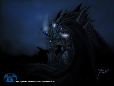 Dage the Ruler of the Legion