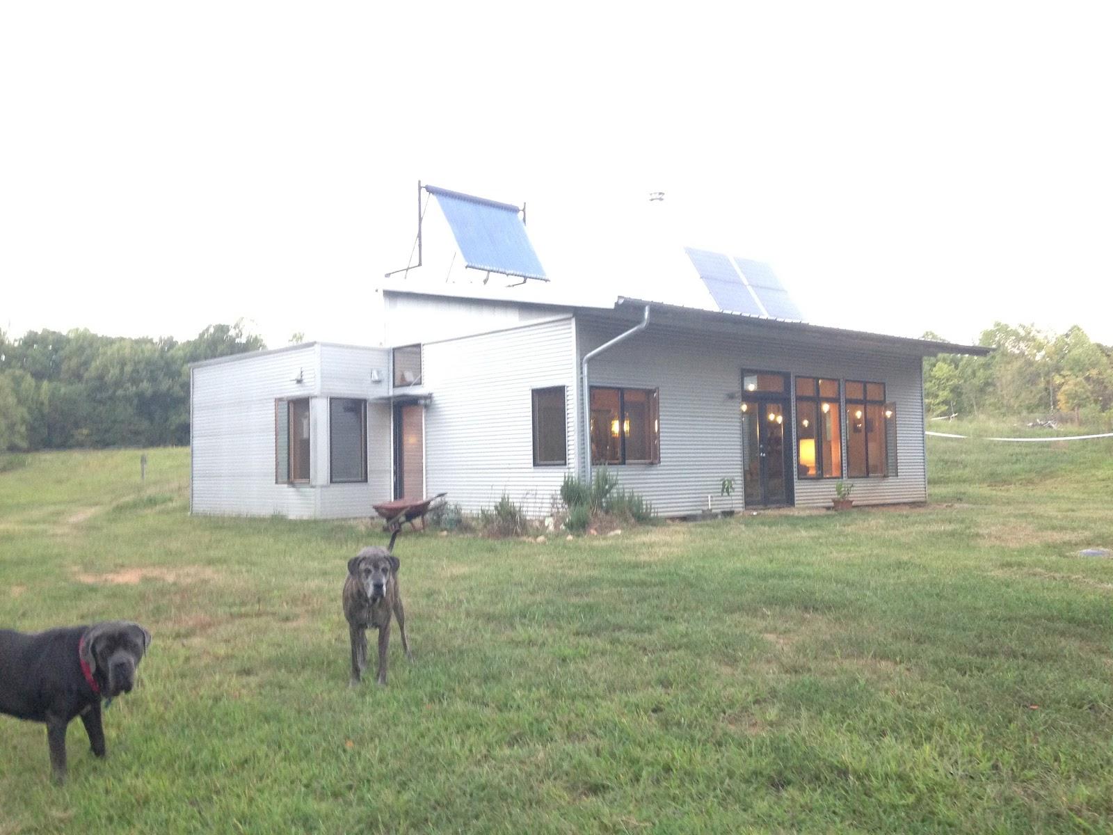 100 Prefab Modern Farmhouse Off Grid Passive Solar