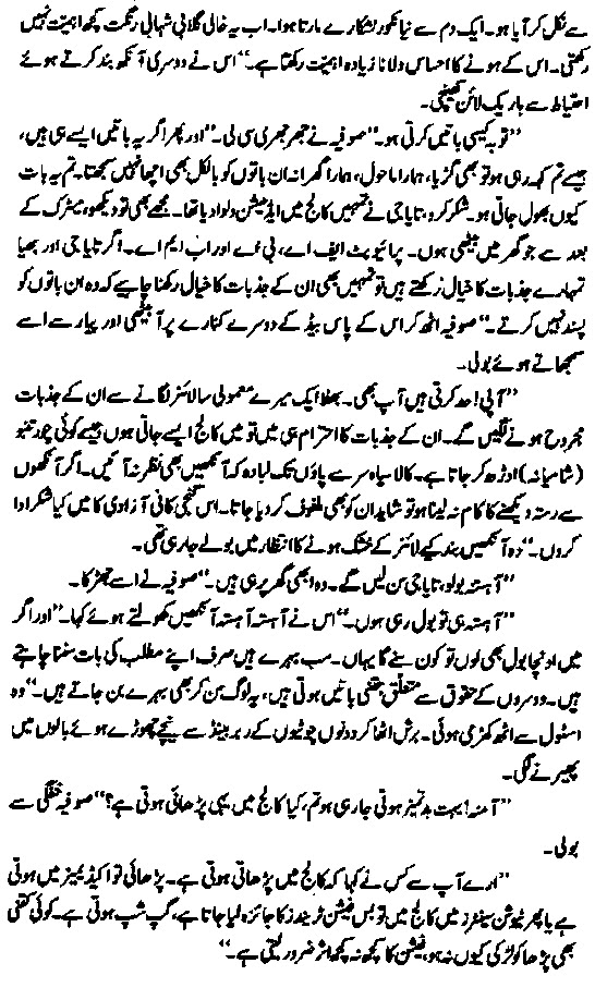 Novels Urdu free