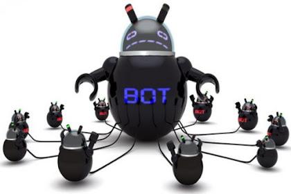 Membuat Bot Telegram @skkksurakartabot