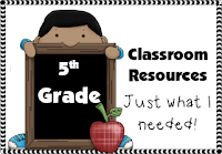 5th Grade Resources for the Classroom